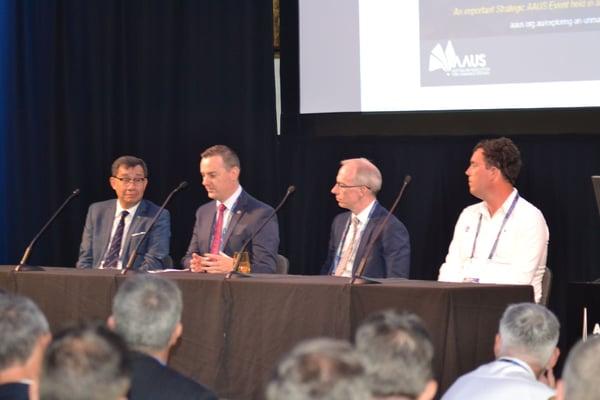 Charles Karl Avalon 2019 panel