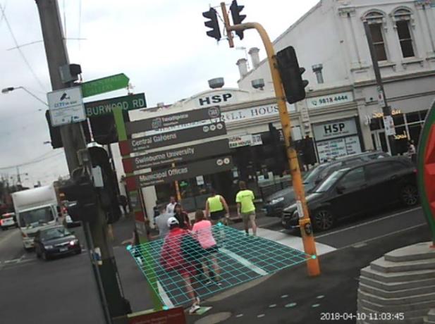 Figure3-Pedestrian speed survey (b)