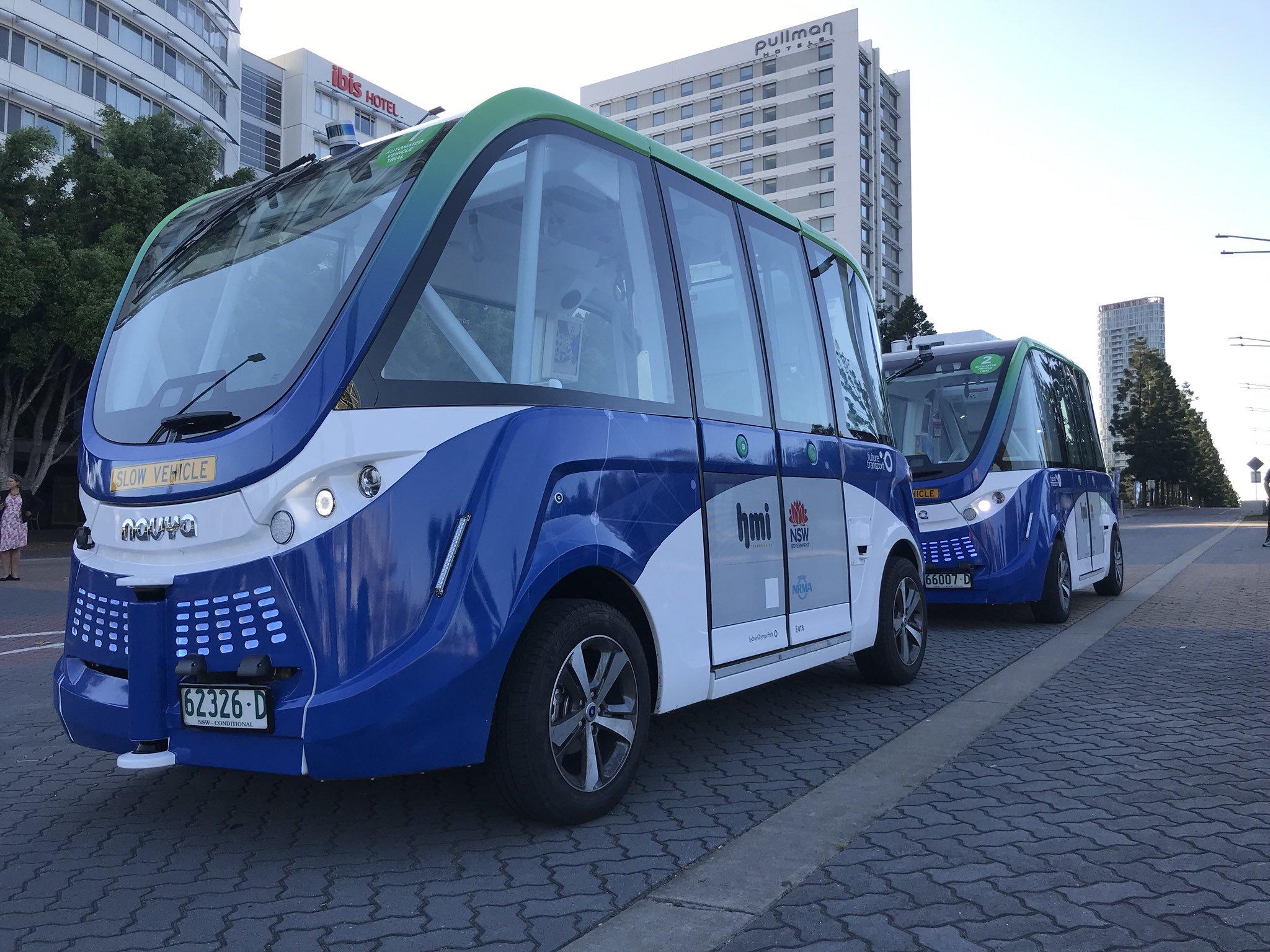 IDVS Smart Shuttle