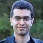 Javad Yaghoubi headshot circular