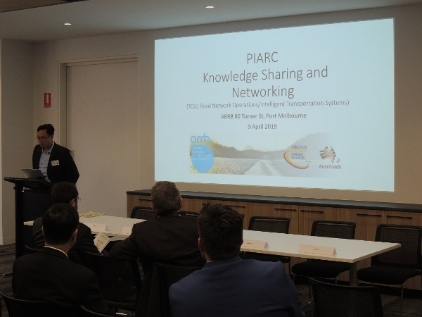 PIARC workshop