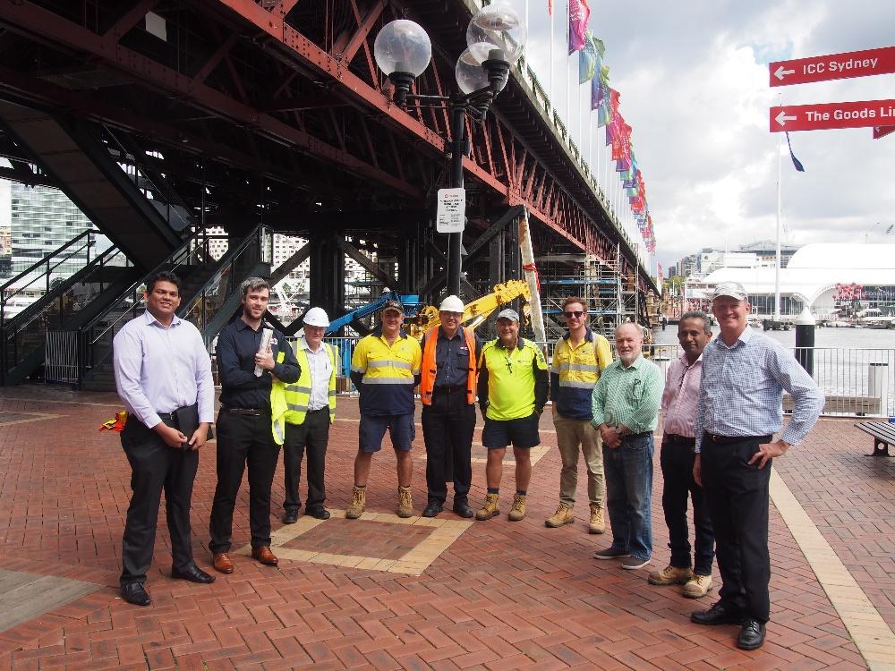 Pyrmont Bridge group-1