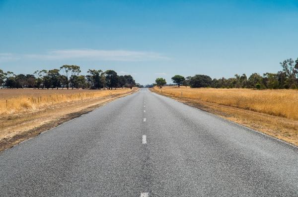 Regional road Australia