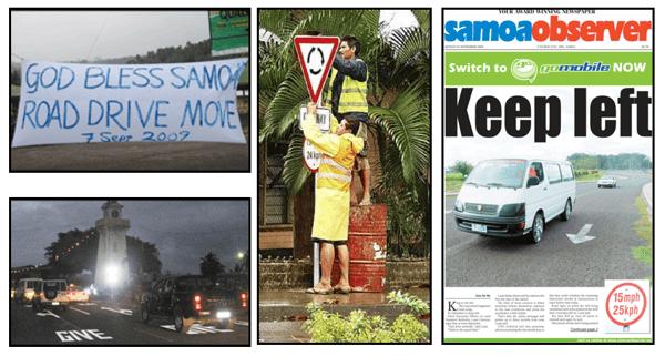 Samoan road switch pic 1