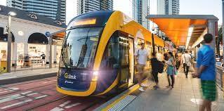 Sustainability Modern Tram