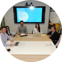 Sustainability team circular