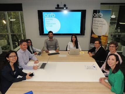 Sustainability team meeting 2