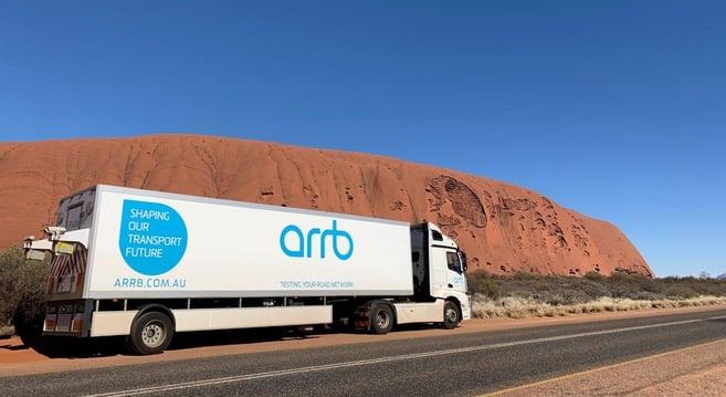 iPAVE at Uluru