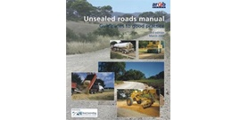 unsealed roads manual guidelines to good practice pdf