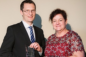 Implementing Agency Applied Research Award Joint winners 2