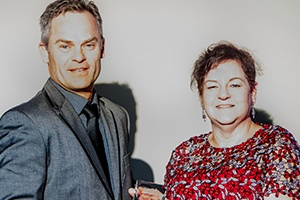 Implementing Agency Applied Research Award Joint winners