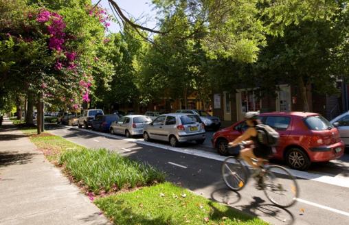 sustainability bike pic