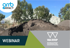 FREE WARRIP Webinar: The Use of Reclaimed Asphalt Pavement from Crumb Rubber Modified Asphalt