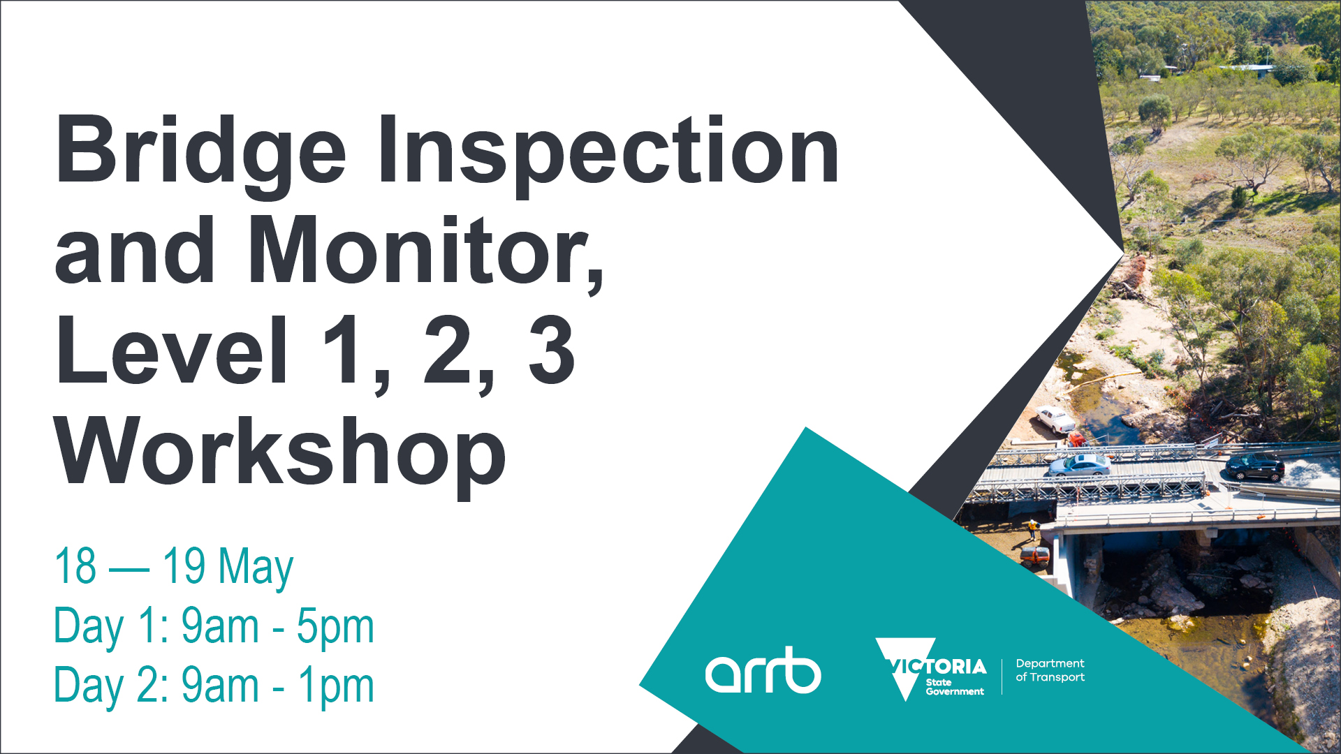 DoT Level 1, 2 and 3 Bridge Inspection and Monitor ProcessMay