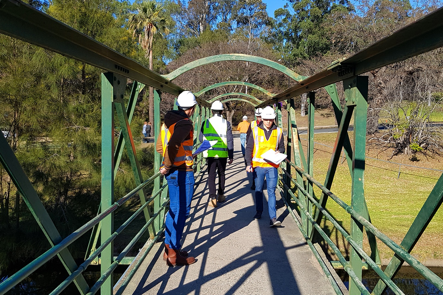 Bridge Inspection Levels 1 & 2 Port Melbourne February 2021 (Group 2)