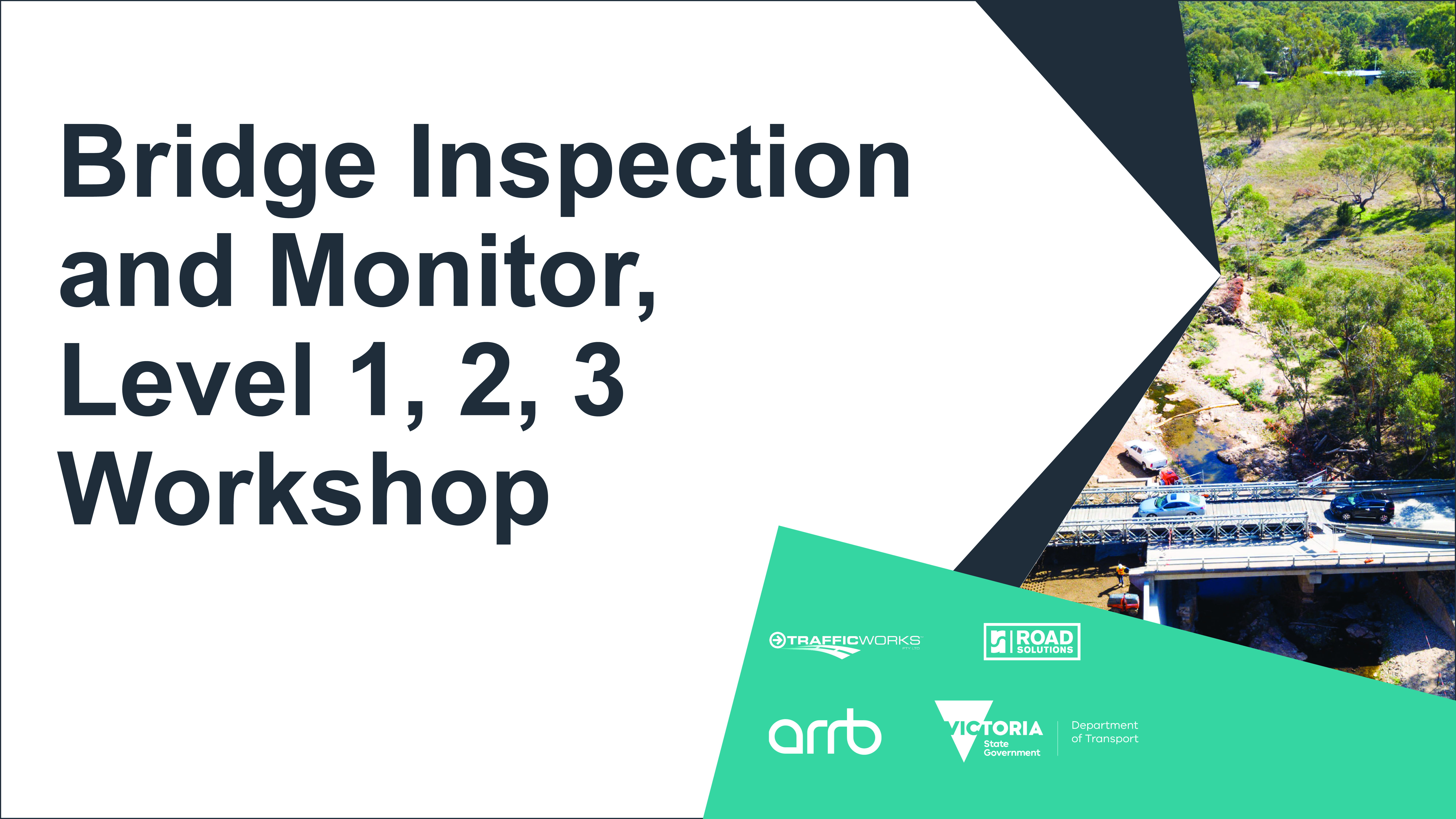 DoT Level 1, 2 and 3 Bridge Inspection and Monitor ProcessOctober
