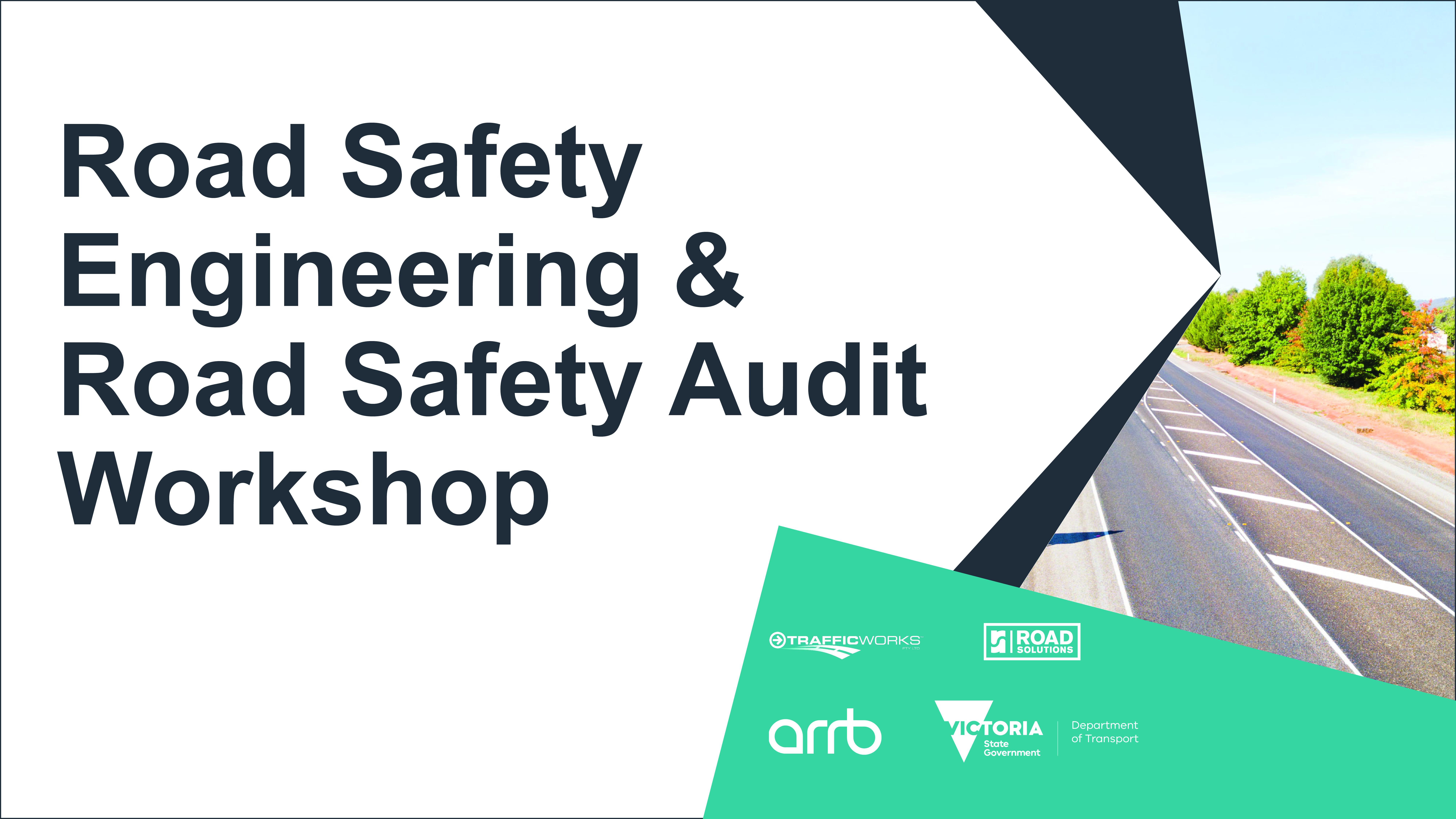 DoT Road Safety Engineering & Road Safety Audit October