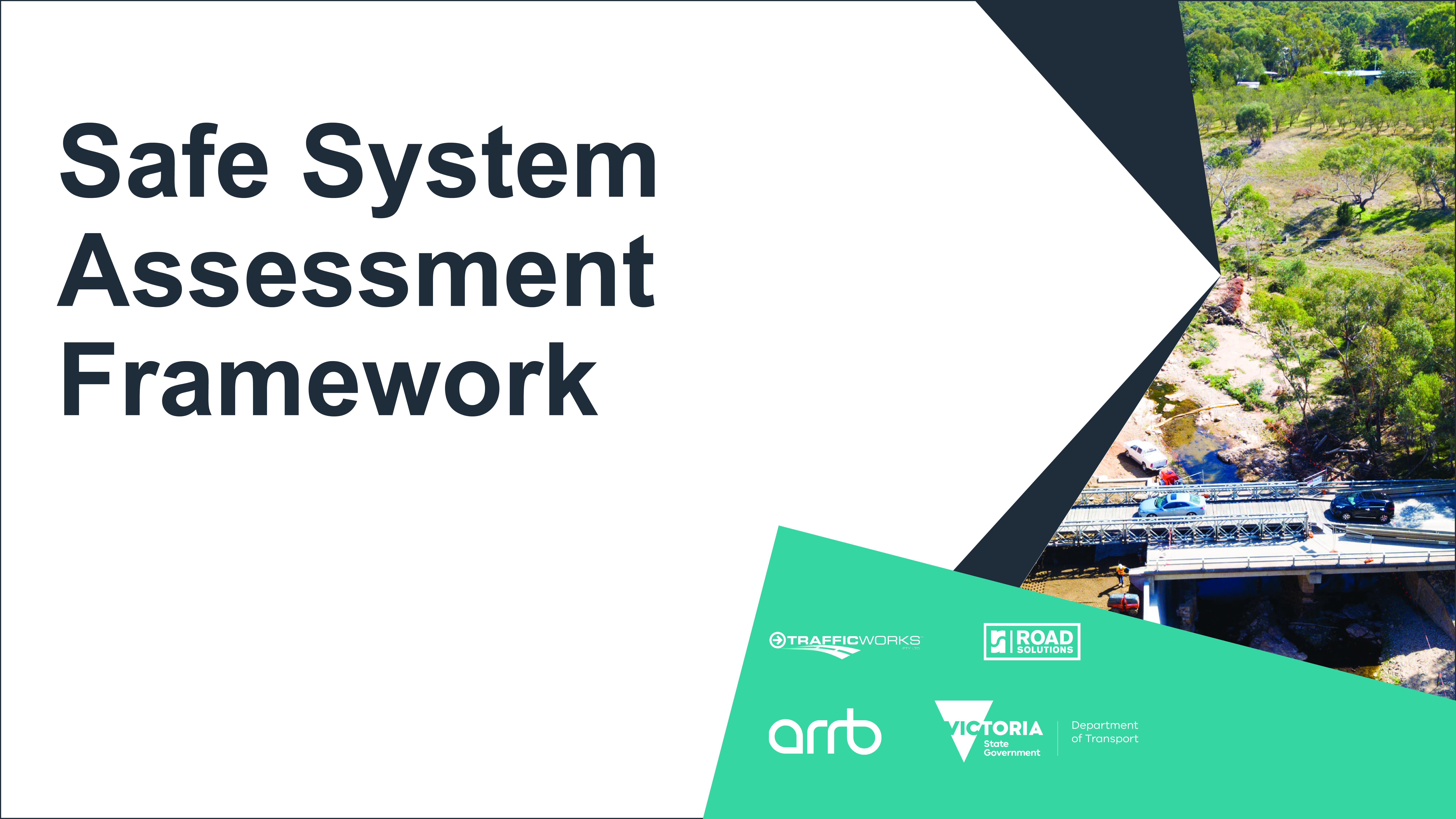 DoT Safe System Assessment Framework Online Workshop