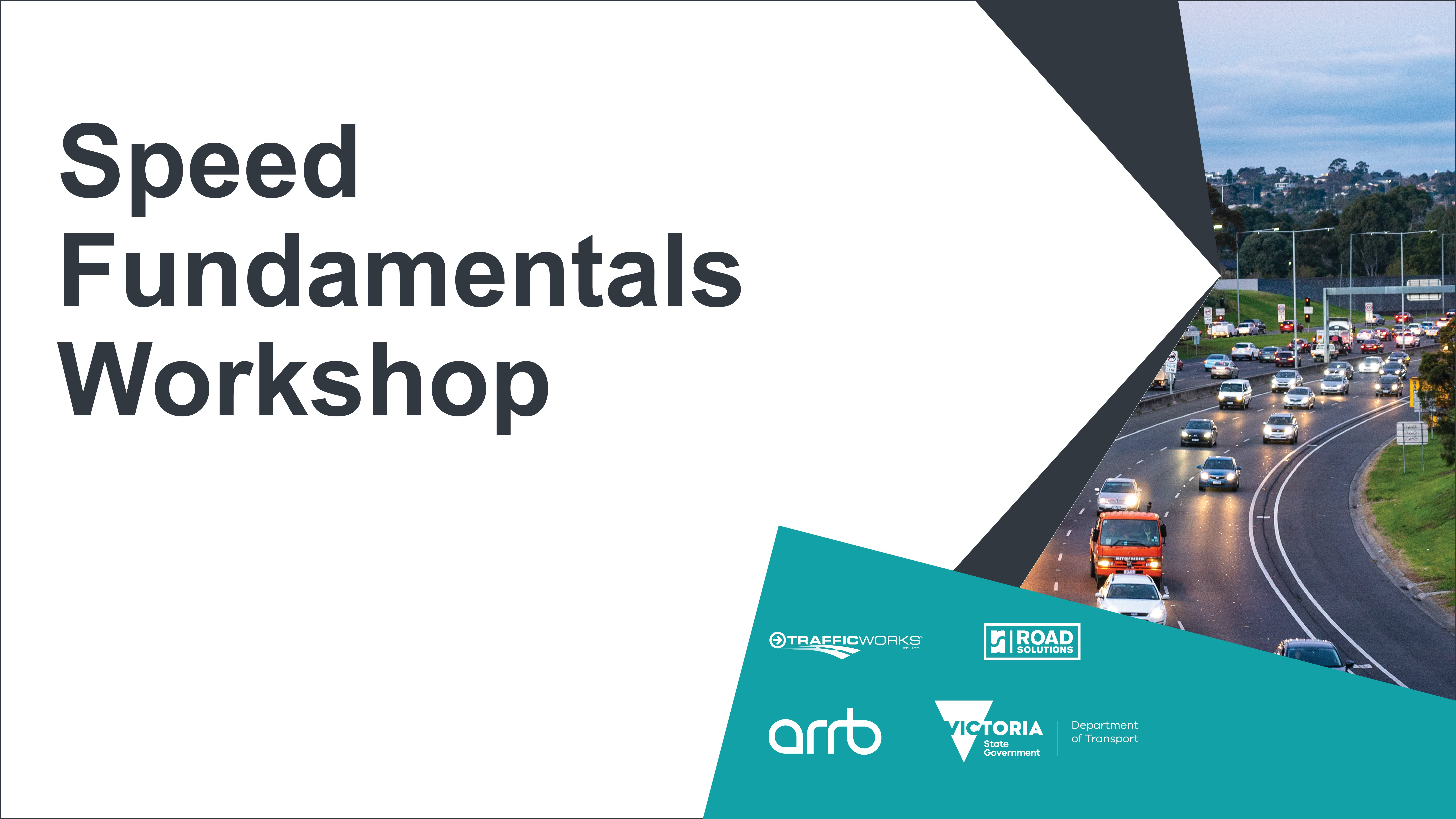 DoT Speed Fundamentals Workshop December