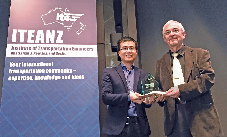ITEANZ award