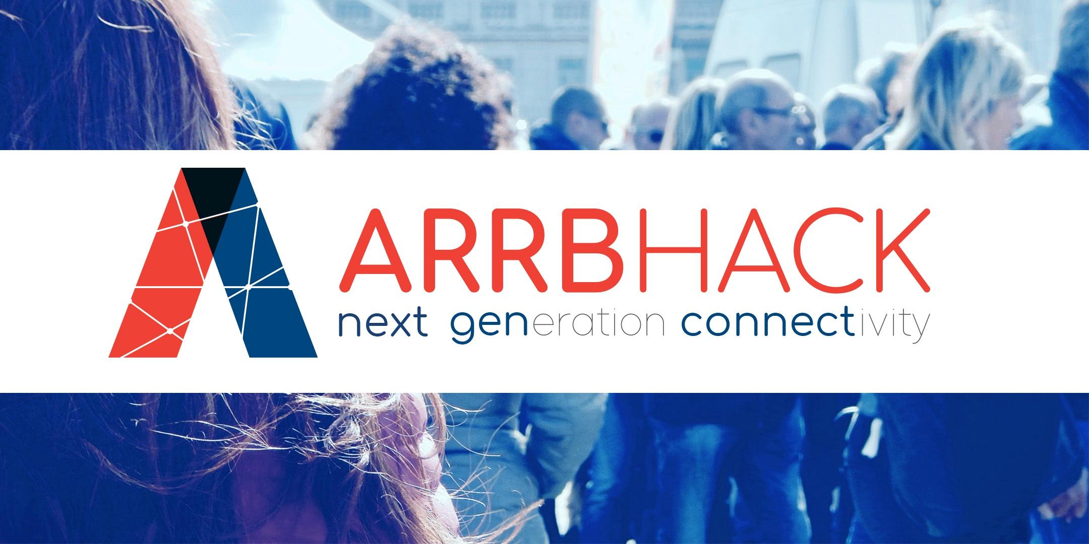 ARRBHACK event banner