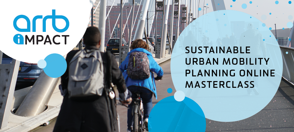 Sustainable Urban Mobility Planning (SUMP) Online Masterclass