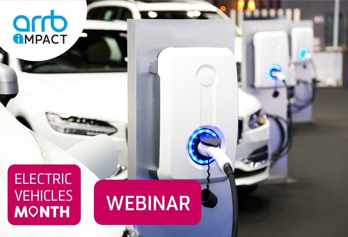 FREE Webinar: ARRB on the Electric Vehicle Revolution